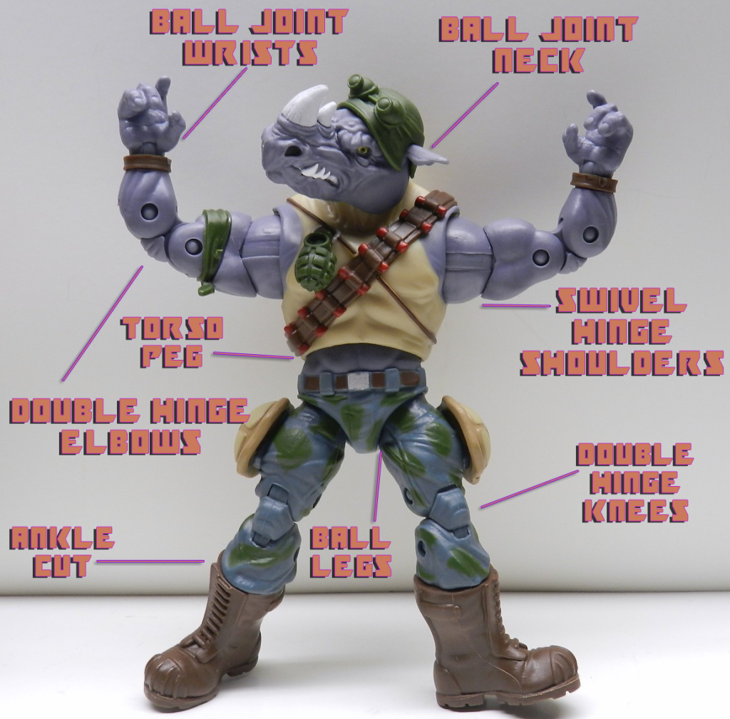 Rocksteady Articulation