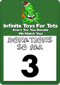 Toys For Tots banner