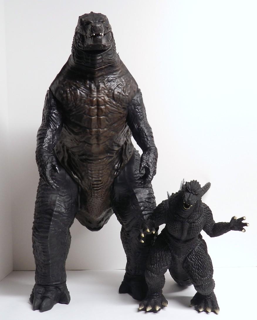 Warner Brothers Godzilla