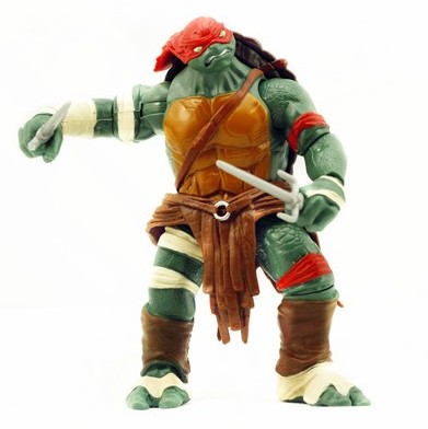 teenage mutant ninja turtles-movie figures 1