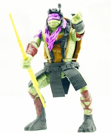 teenage mutant ninja turtles-movie figures 2
