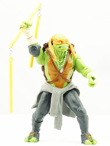 teenage mutant ninja turtles-movie figures 3