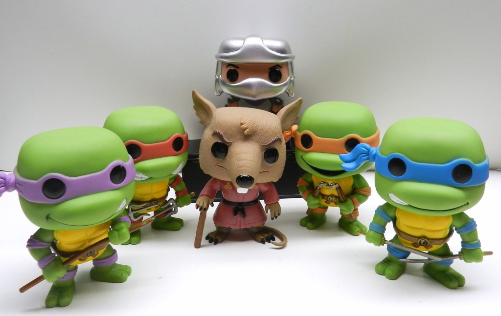 POP Vinyl Ninja Turtles