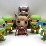 Teenage Mutant Ninja Turtles Pop Vinyl Figures Review