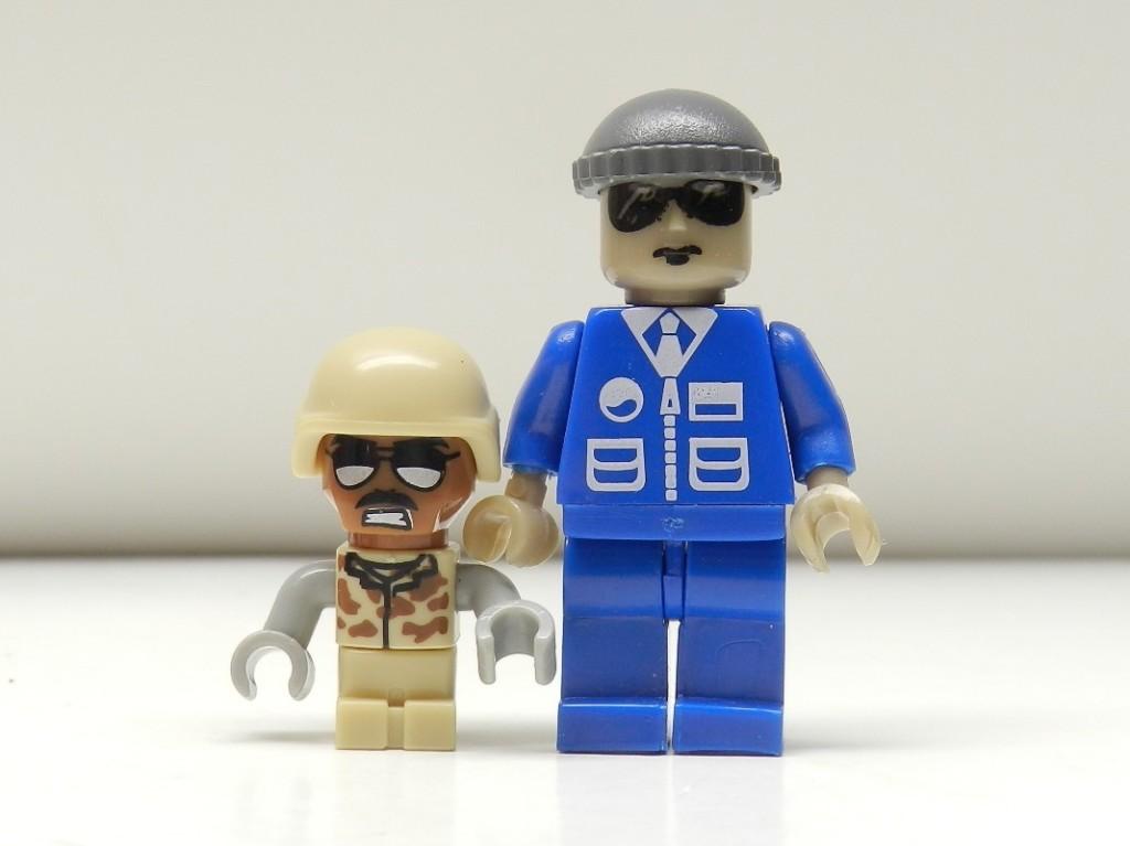 Knockoff Lego