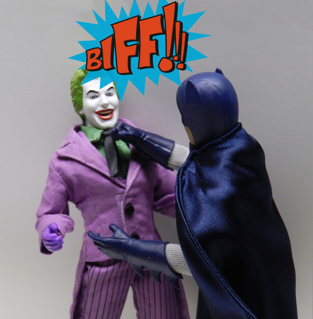 Classic TV Series Batman Figures