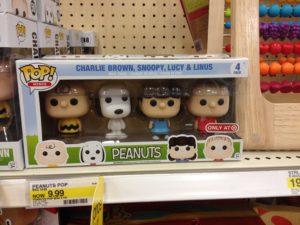Funko, Peanuts, Charlie Brown