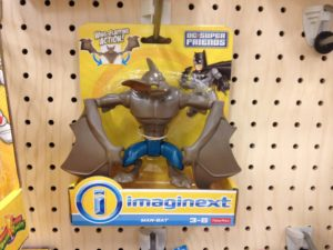 Man-Bat DC Imaginext
