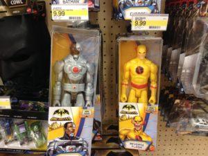 Cyborg, Professor Zoom