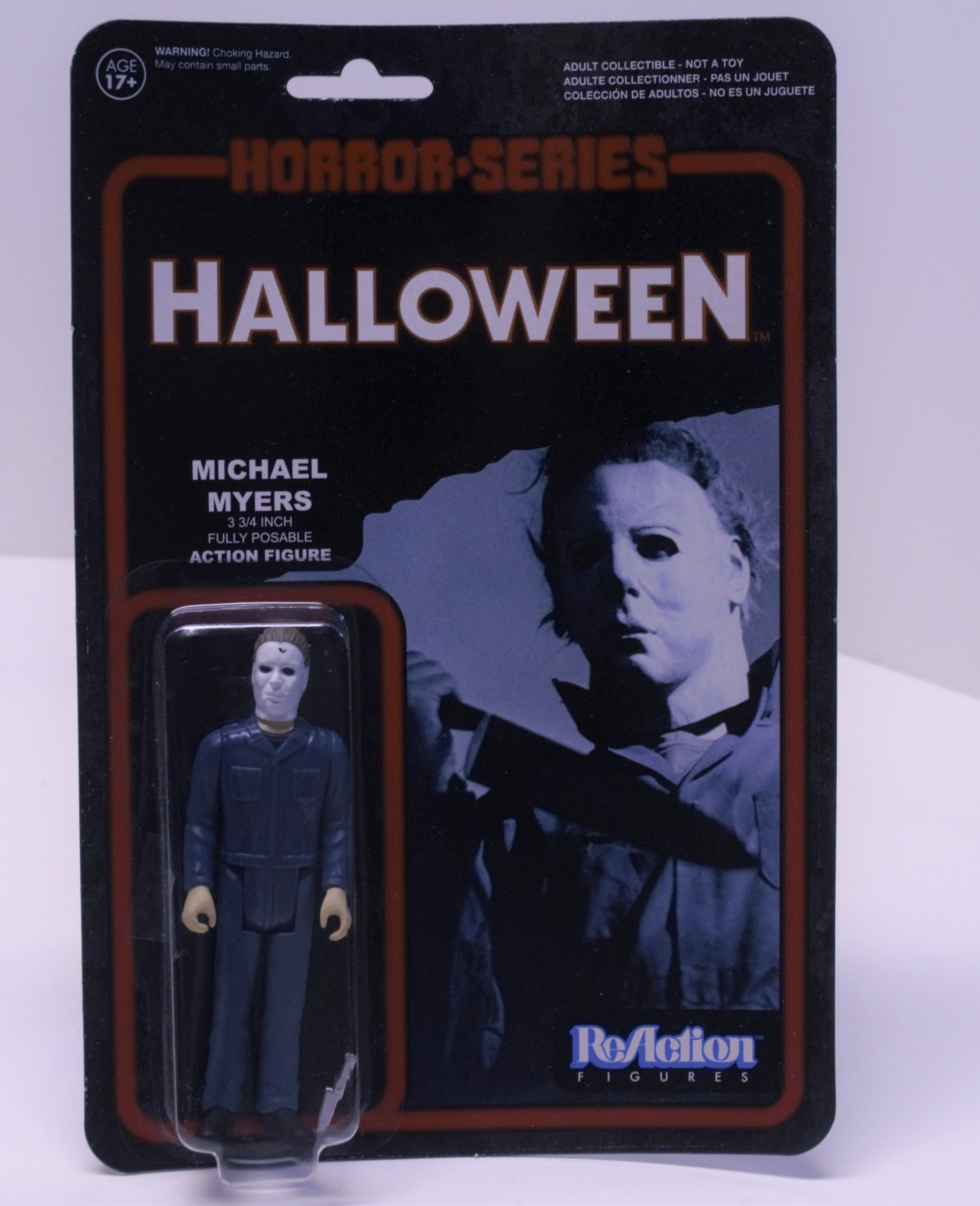 ReAction Michael Myers Figure Review | Infinite Hollywood