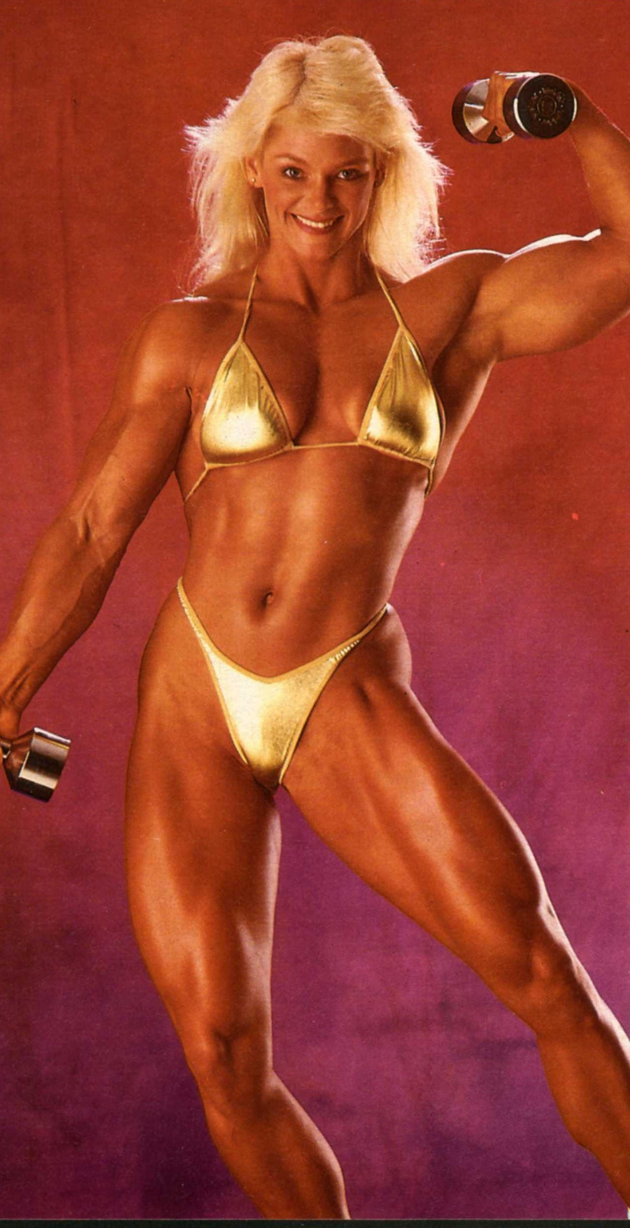 American Gladiators Naked american gladiator lace penthouse centerfold gallery-528